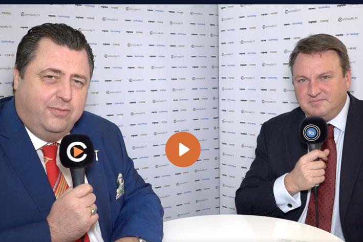 PAUL CRONIN'S INTERVIEW WITH JOCHEN STAIGER, COMMODITY TV