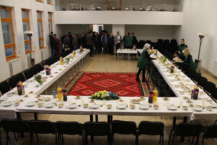 Adriatic Metals organised a joint Iftar
