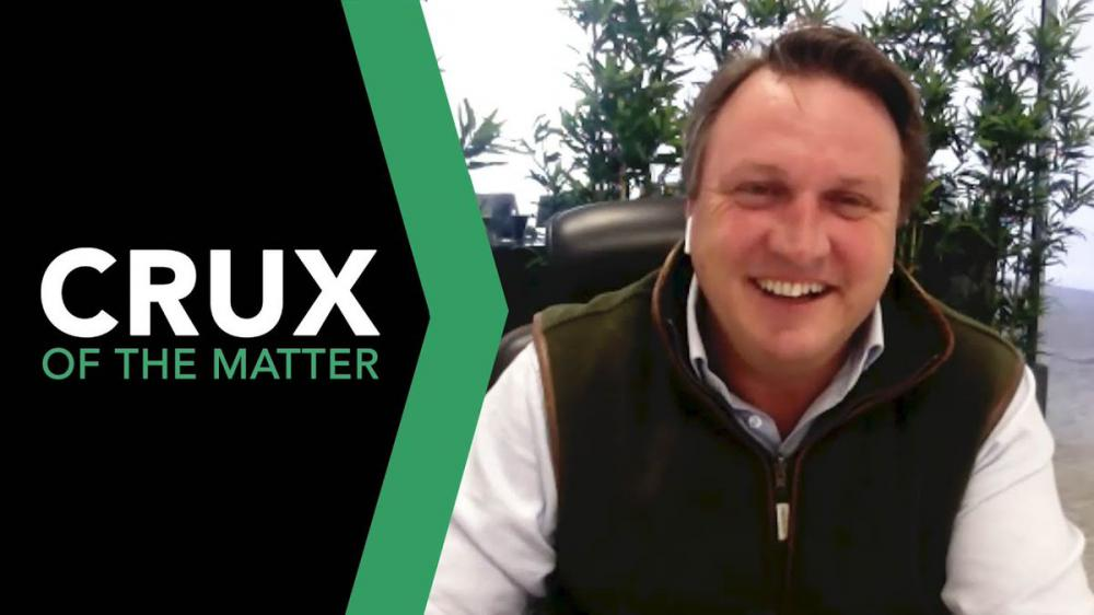 Crux Investors catches up with our CEO Paul Cronin